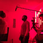 Mile Away Films Product 19 Willock Place red filter image