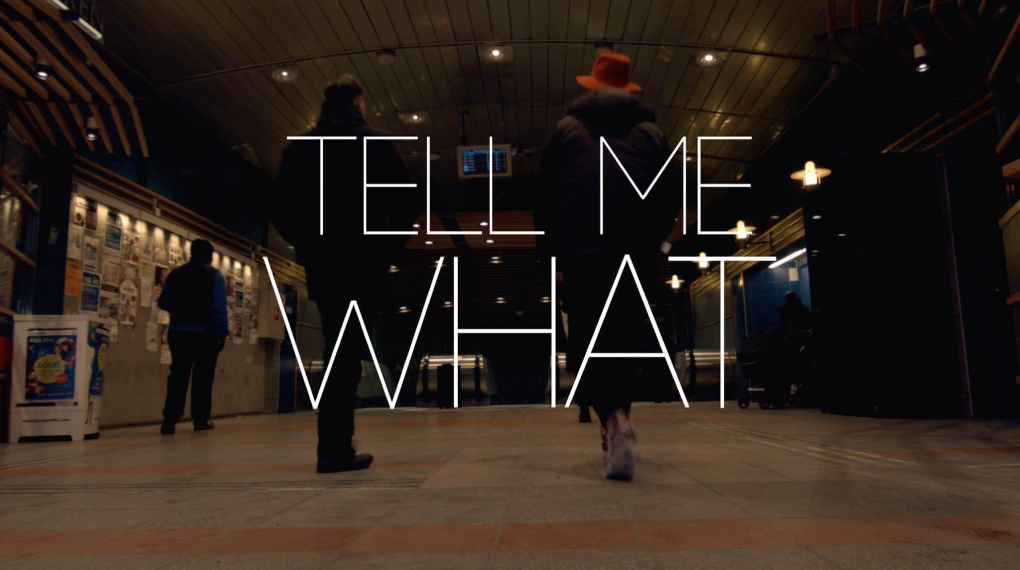 Mile Away Films music video image: Tell me